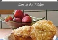 Pineapple Crunch Muffins