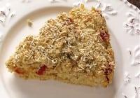 Pepperoni Skillet Bread