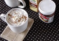 Cinnamon-Nutella Hot Cocoa
