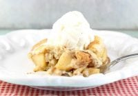 Easy Apple Cobbler Recipe | Miss in the Kitchen