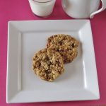 Best Ever Oatmeal Toffee Cookies