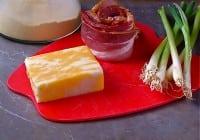 Bacon Cheese Corn Bread Bites