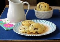 Easy Chocolate Chip Cookies & Baking Tips