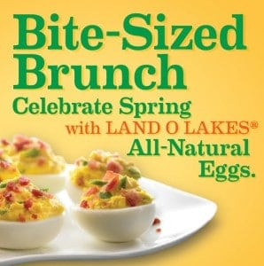 Bite Size Brunch Logo 298x300 Land OLakes Bite Sized Brunch & Giveaway