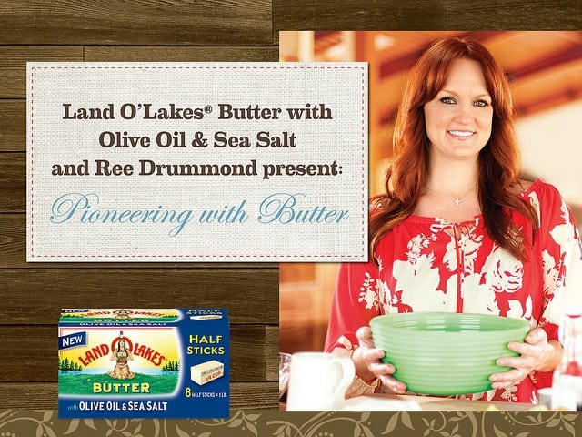 7405705738 f692091d7f z Land OLakes New Butter & The Pioneer Womans Essentials Giveaway