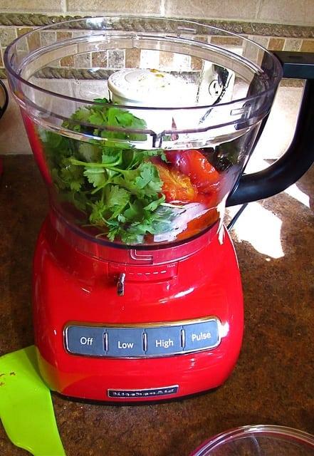 Kitchenaid Food Processor Salsa Recipes