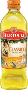 Bertolli Classico 750ml 94x300 Heirloom Tomato Soup with Shrimp & Avocado