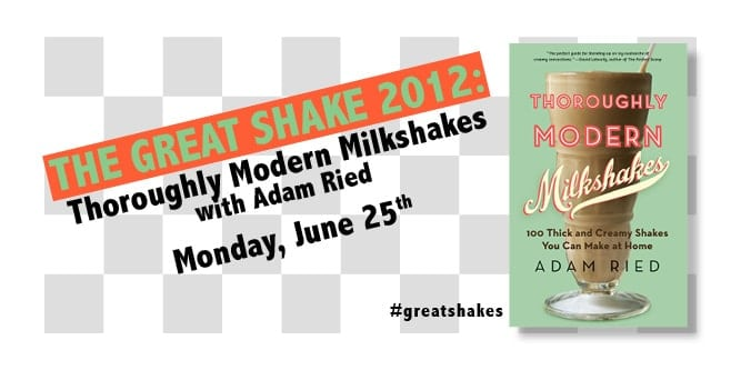 great shake 20121 Vanilla Honey Sesame Shake for The Great Shake 2012