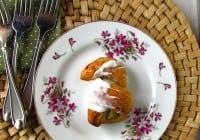 Cinnamon Apple Breakfast Dumplings