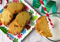 Browned Butter Pecan Cookies + 75% Off Holiday Cards #CardstoreCookie