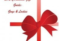 Christmas Gift Guide 2012 for Guys & Ladies