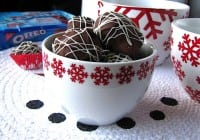 OREO-Coffee Ice Cream Truffles | Miss in the Kitchen