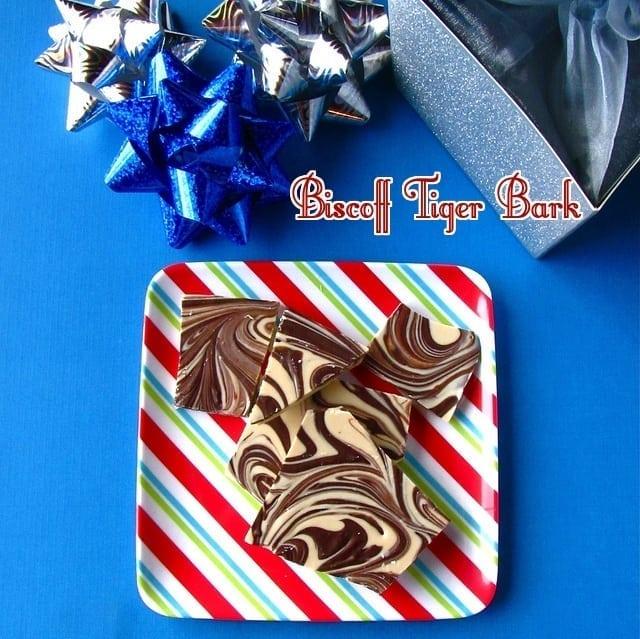 Biscoff Tiger Bark |  Miss in the Kitchen