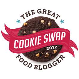 logoSQUARE Chocolate Biscotti {2012 The Great Food Blogger Cookie Swap}