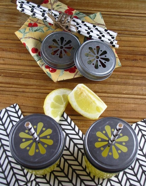 Pineapple Lemonade | Miss in the Kitchen