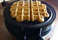 Waffle Wednesday: Whole Grain Waffles