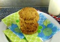 Oatmeal Cinnamon Chip Cookies