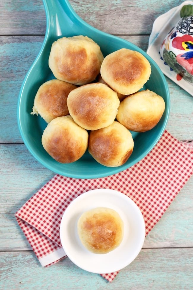 Easy and delicious Angel Rolls