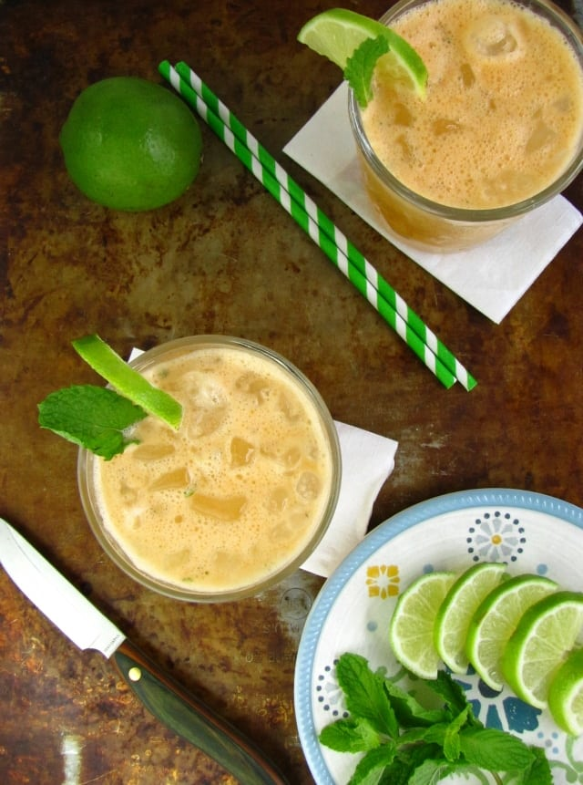 Miss in the Kitchen #melon #drinks 2