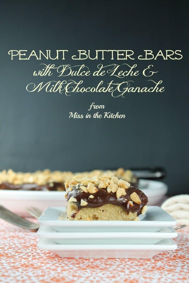 MIss in the Kitchen #peanutbutter #chocolate #dessert