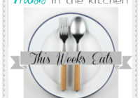 This Week's Eats: With Miss in the Kitchen
