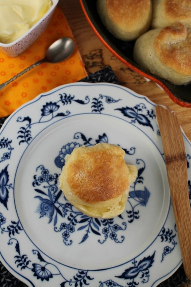 buttermilk ricotta rolls
