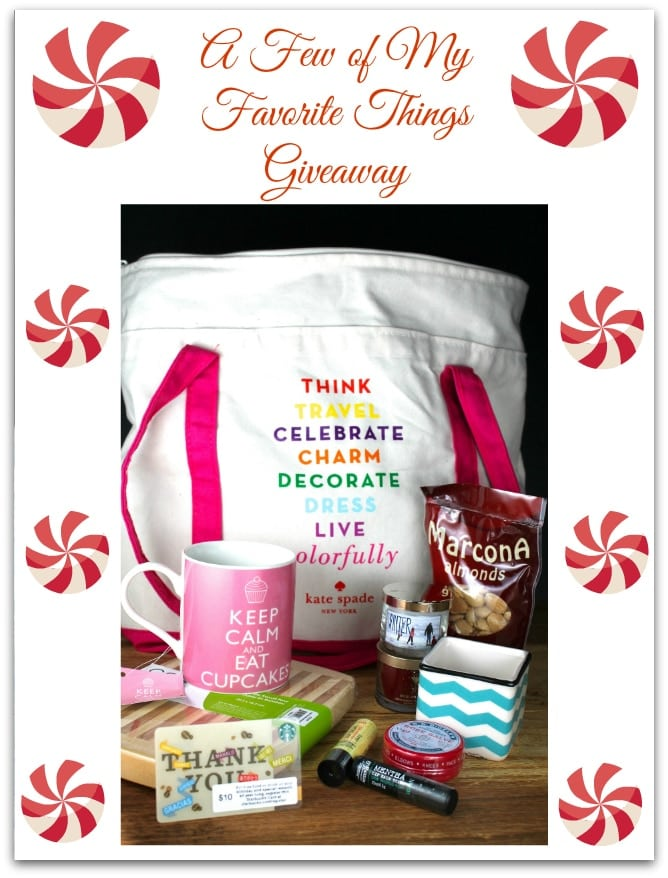 favorite things giveaway Favorite Things Giveaway & Blog Hop