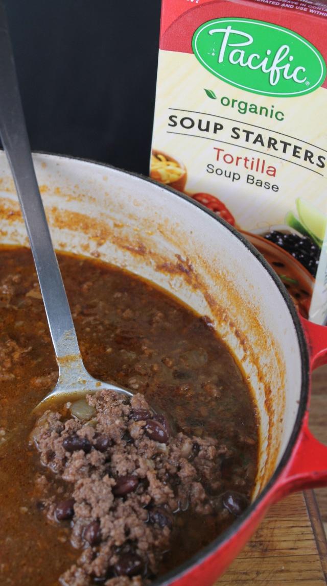 pacific tortilla soup base chili