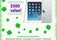 Lucky Day iPad Air Giveaway