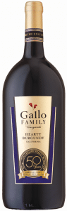 Gallo Burgundy Wine