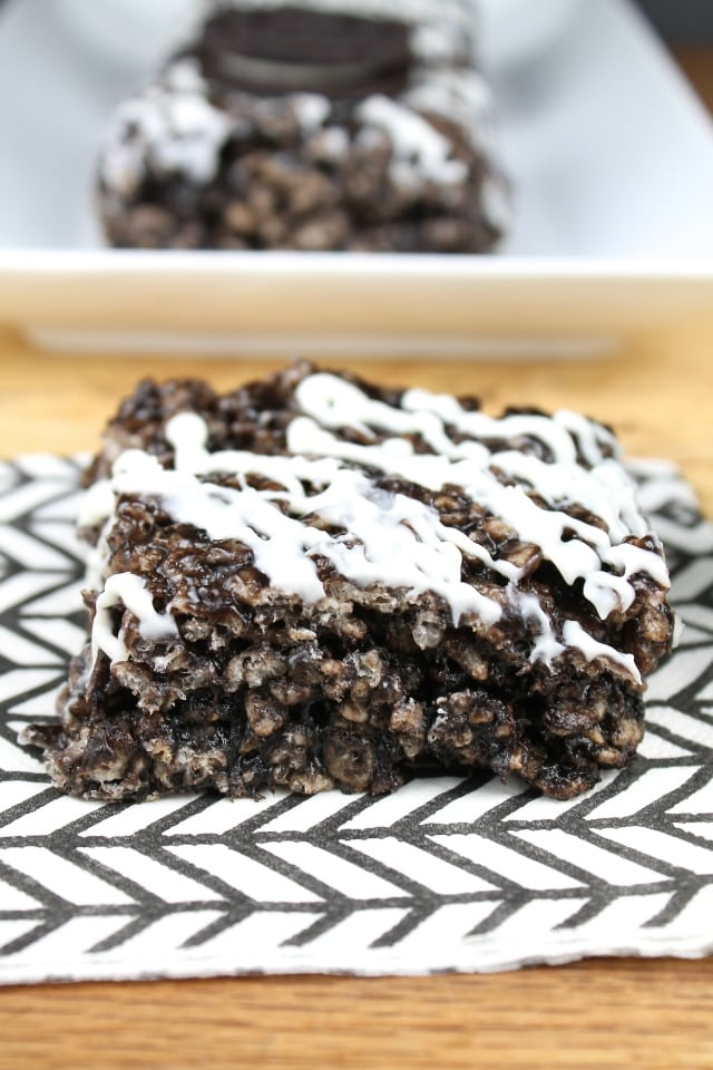 Oreo Truffle RK Treats Recipe from Miss in the Kitchen