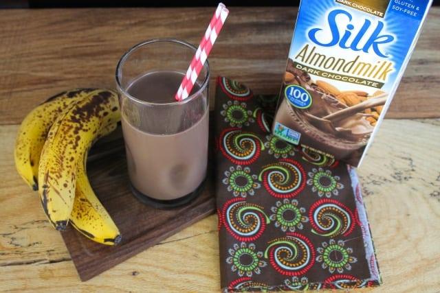 Silk Almond Milk #mybloom