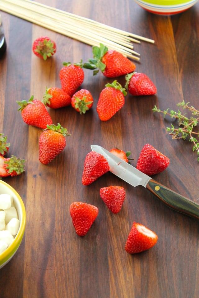Strawberries  JB