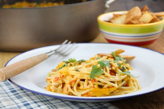 Chicken Spaghetti from The Homesick Texan's Family Table.jpg