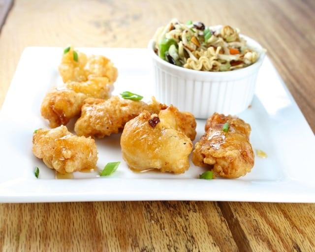 Honey Chicken from missinthekitchen.com