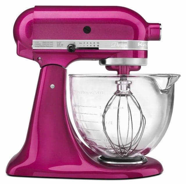 KitchenAid Mixer Pink