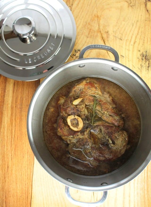 Beer Braised Pot Roast  Miss in the Kitchen