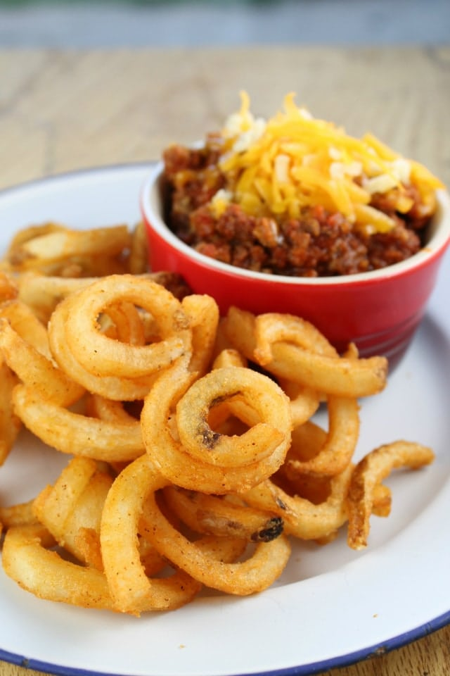 Chili Cheese Fries  Miss in the Kitchen