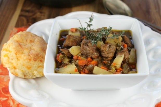 Balsamic Beef Stew  Miss in the Kitchen