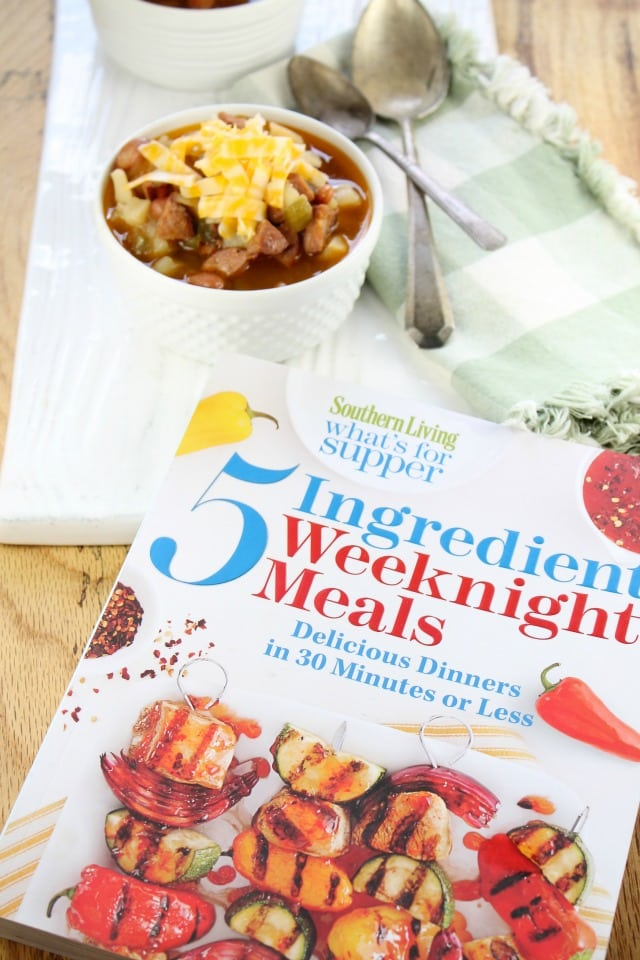 5 Ingredient Weeknight Meals