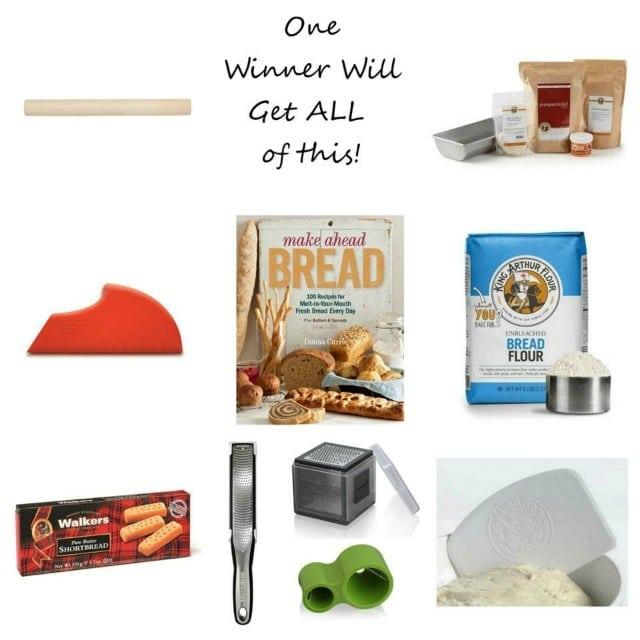 Make Ahead Bread Prize 2