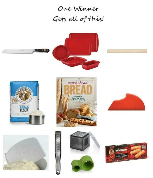 Make Ahead Bread Prize 3