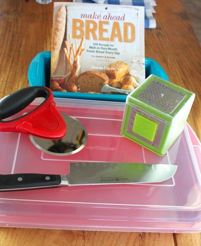 make ahead bread goodies