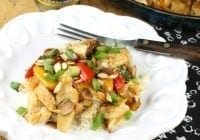 Easy Orange Chicken Skillet Meal
