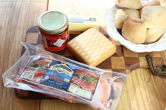 Petit Jean Meats Sliced Ham Sliders