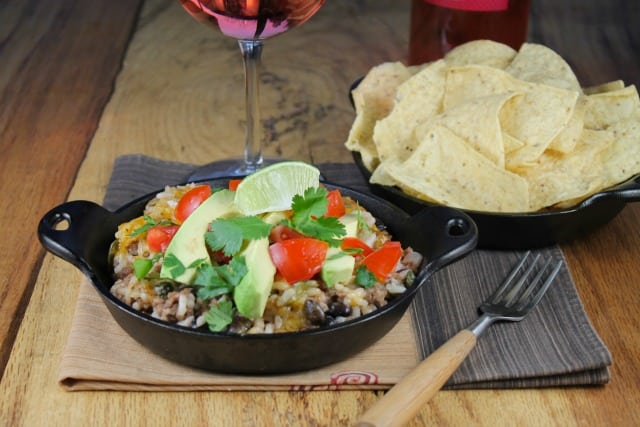 Cheesy Skillet Tex-Mex Rice Recipes — Dishmaps