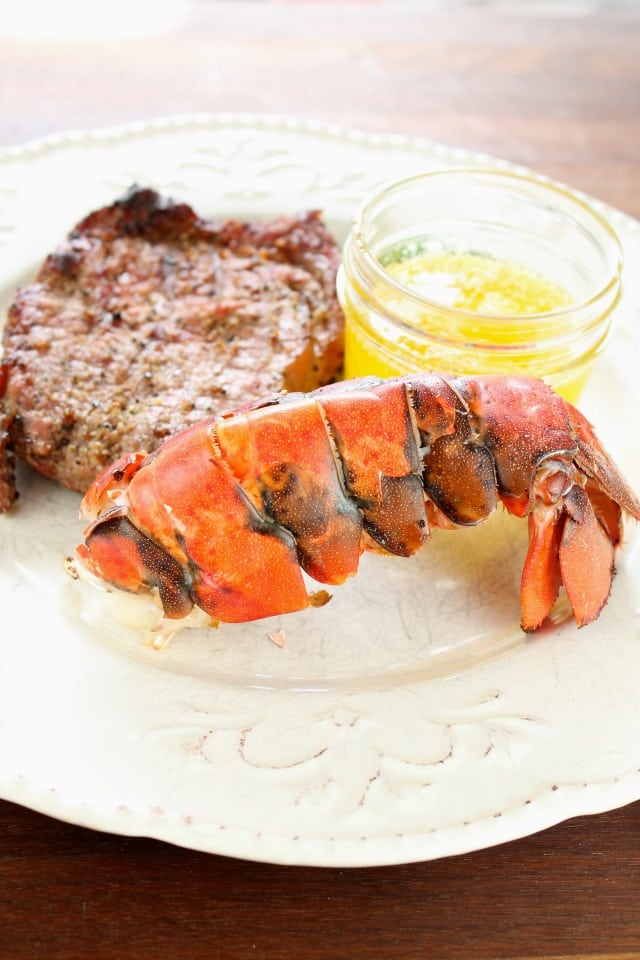 Surf and Turf with Lobster Anywhere  Miss in the Kitchen
