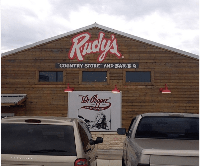 Rudy's Barbecue, Texas ~ Chase Utlimate Rewards Summer Vacation ~ Miss in the Kitchen