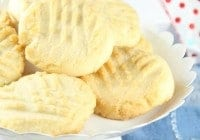 Citrus Butter Cookies
