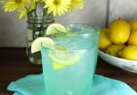 Classic Homemade Lemonade Recipe for Wayfair #SpringInspired from MissintheKitchen #ad